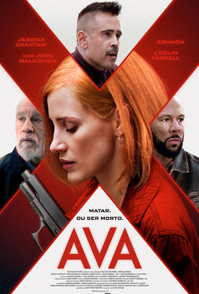 فيلم Ava 2020 طاقم العمل فيديو الإعلان صور النقد الفني مواعيد العرض