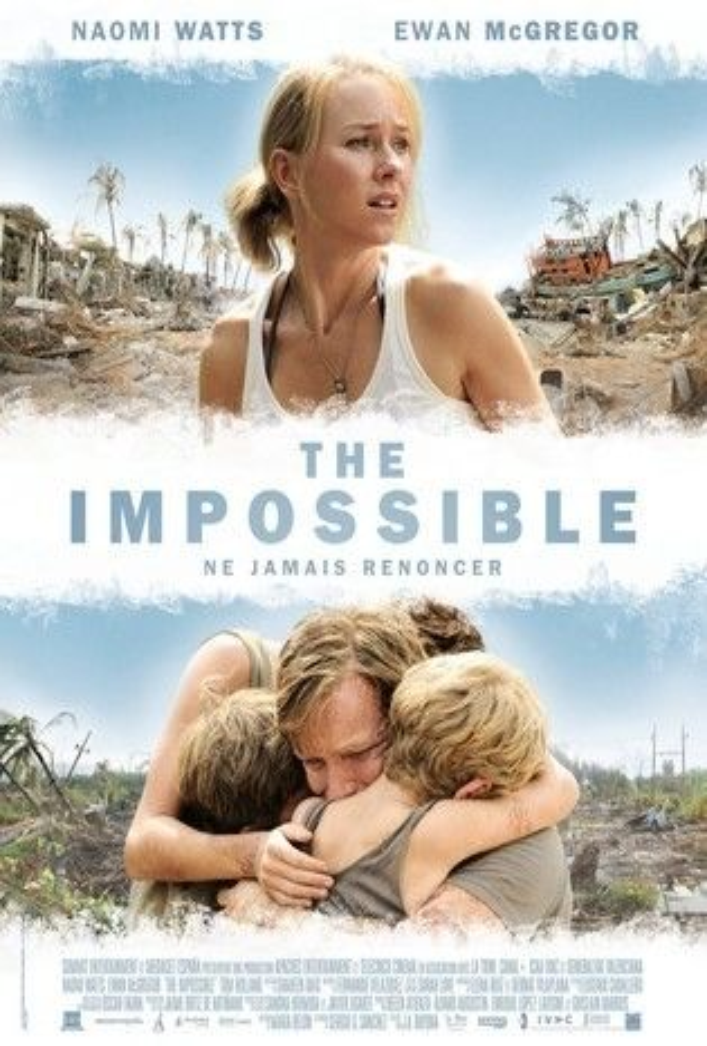 فيلم The Impossible 2012 طاقم العمل فيديو الإعلان صور النقد الفني مواعيد العرض