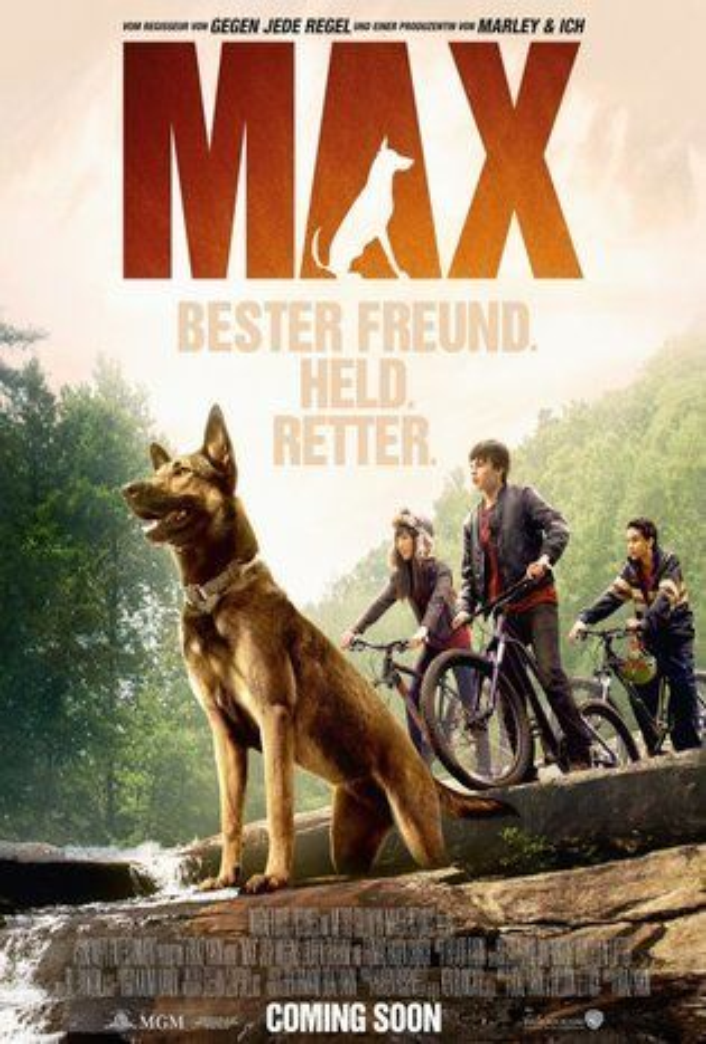 Movie - Max - 2015 Cast، Video، Trailer، photos، Reviews، Showtimes