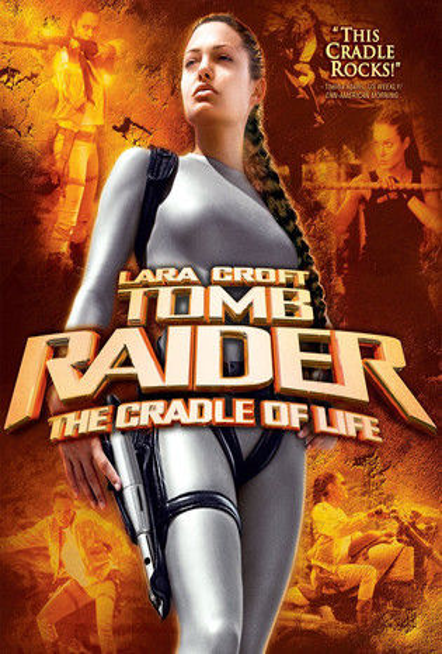 tomb raider movie 2003 cast