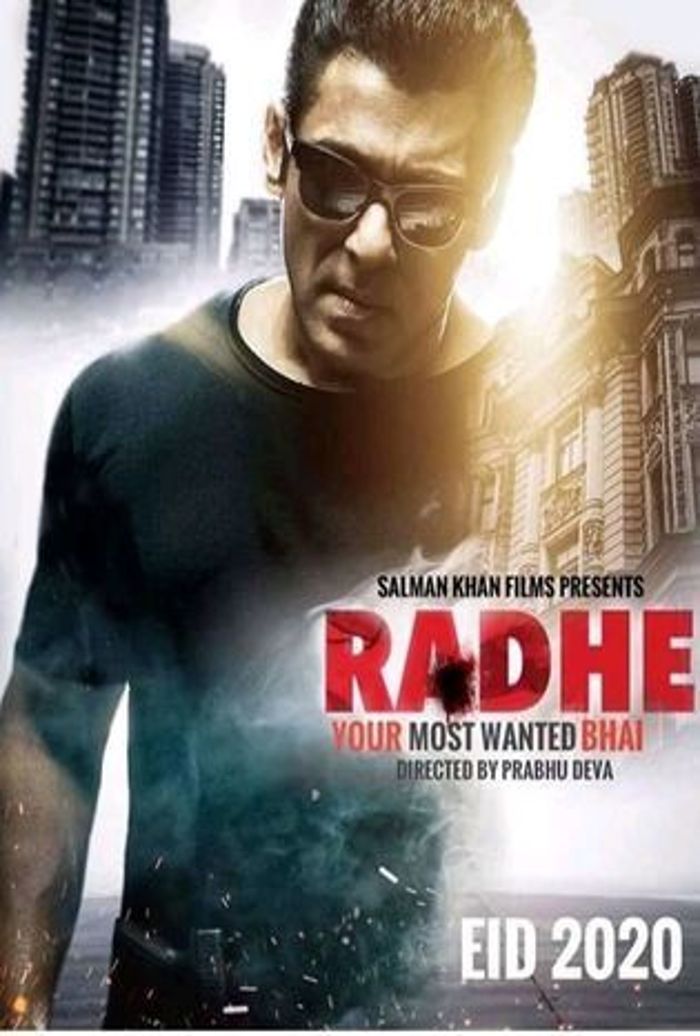 Radhe 2021 [Hindi ORG DD 5.1] V2 NEW 720p HDRip 1GB ESubs