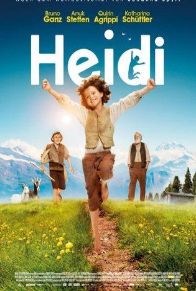 فيلم Heidi 2015 طاقم العمل فيديو الإعلان صور النقد الفني مواعيد العرض