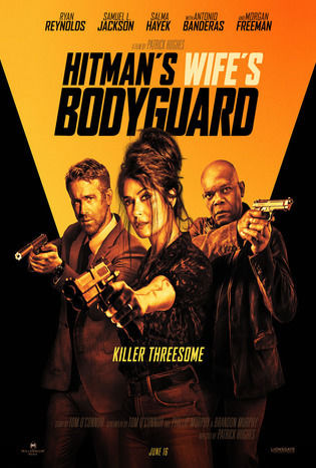 The Hitman's Wife's Bodyguard (2021) Bengali Dubbed (Voice Over) HDCAM 720p [Full Movie] 1XBET