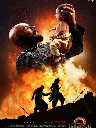 Movie Baahubali 2 The Conclusion 2017 Cast Video Trailer Photos Reviews Showtimes