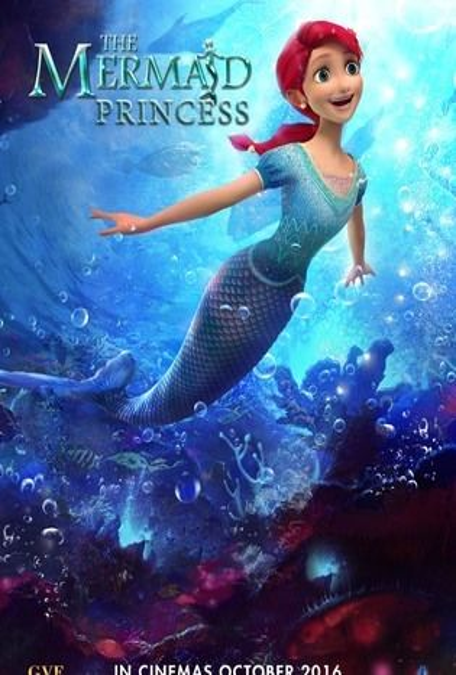 Movie The Mermaid Princess 2016 Cast Video Trailer Photos Reviews Showtimes