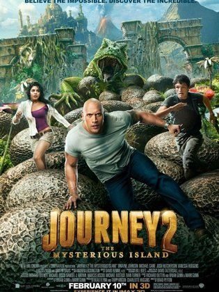 Movie Journey 2 The Mysterious Island 2012 Cast Video Trailer Photos Reviews Showtimes
