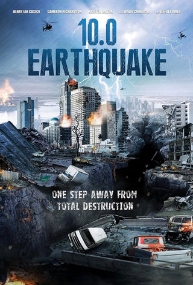 Cast Movie 10 0 Earthquake 2014